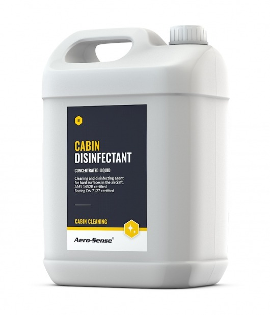 Cabin disinfectant
